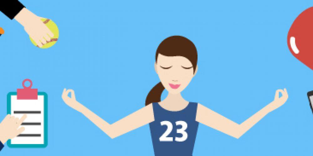 Superare l'ansia da prestazione sportiva