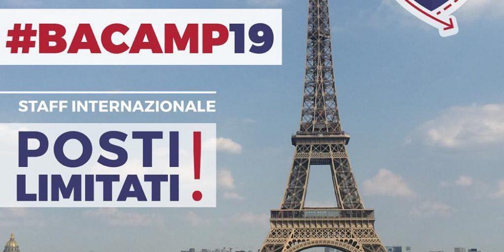 Camp a Lucca e poi a Parigi. Così si completa l'offerta di Fullcourt per l'estate 2019